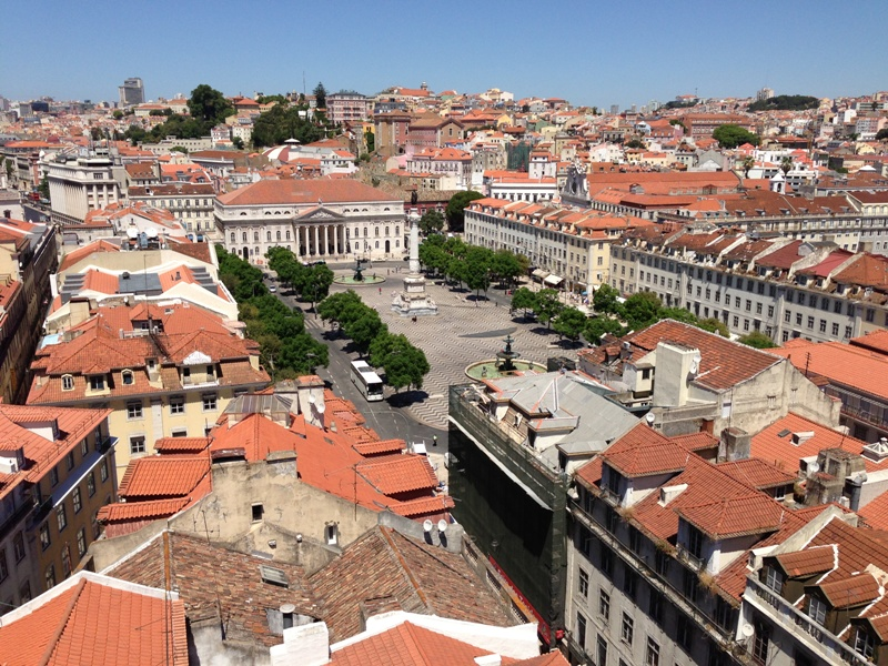 View-to-Praca-dom-Pedro4-from-Elevator-Santa-Justa