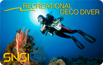 Rec-Deco Diver, курс для тех, кто себе хочет добавить красок в дайвинг! :-)